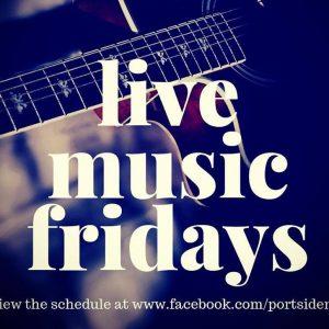 Live Music Fridays at Portside