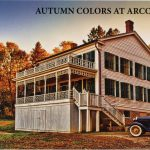 Autumn Colors at Arcola Mills