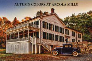 Autumn Colors at Arcola Mills