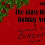 Glass Half Full Holiday Art Sale at Lift Bridge Br...