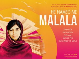 Women's History Month Films: He Named Me Malala