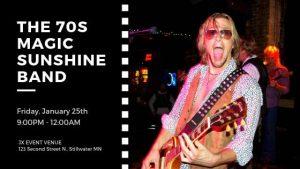 The 70s Magic Sunshine Band
