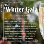 Lion's Tavern 2019 Winter Gala