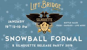 Silhouette Imperial Stout Bottles & Release Pa...