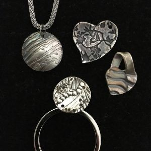 Valentines Create: Silver in Stillwater