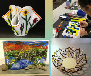 Fused Glass Basics and Beyond Class