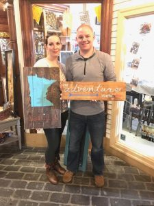 DIY Sweetheart Workshop for Two with Sawdust Savvy