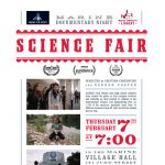 Marine Film Society Presents: SCIENCE FAIR