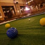 Outdoor Bocce League at Lion's Tavern