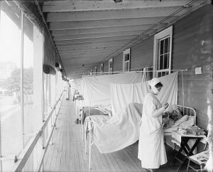 """""""A Century After the Flu Pandemic"""" with Kurt Leich..."""