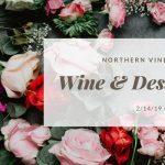 Valentine's Day Wine & Dessert