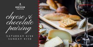 Premium Cheese & Chocolate Tasting