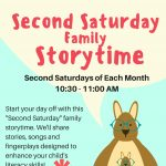 Stillwater Second Saturday - Family Storytime