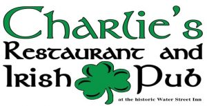 St. Patrick's Day at Charlie's Irish Pub at the Wa...