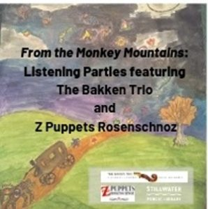 Classical Music with Bakken Trio and Z Puppets