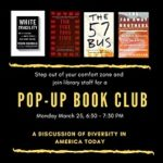 A 'Pop-Up' Book Club – A discussion of diversity in America