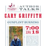 Gunflint Burning with author Cary Griffith