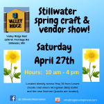Spring Craft & Vendor Show