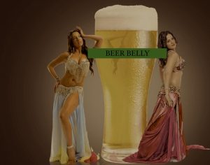 Beer Belly - Belly Dance class @ The Lift Bridge B...