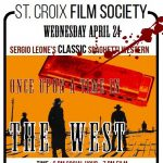 "WESTERN MONTH ""ONCE UPON A TIME IN THE WEST"""