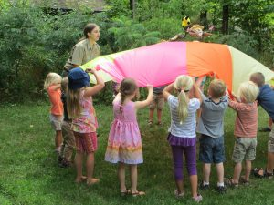 Little Explorers: Nature Storytime