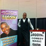 Summer Reading Kick-Off with Brodini - Comic Magician