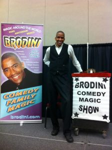 Summer Reading Kick-Off with Brodini - Comic Magic...