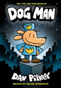 Dog Man Book Party