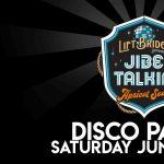Jibe Talking Disco Party at Lift Bridge Brewery