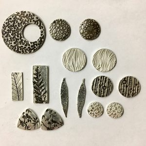 Amazing Jewelry Class- Silver Metal Clay