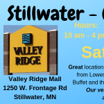 Stillwater Craft & Vendor Show & Sidewalk Sale
