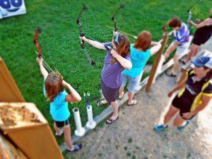 Women's Archery