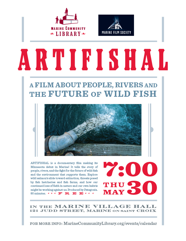 ARTIFISHAL – a documentary about wild fish | StCroixSplash org