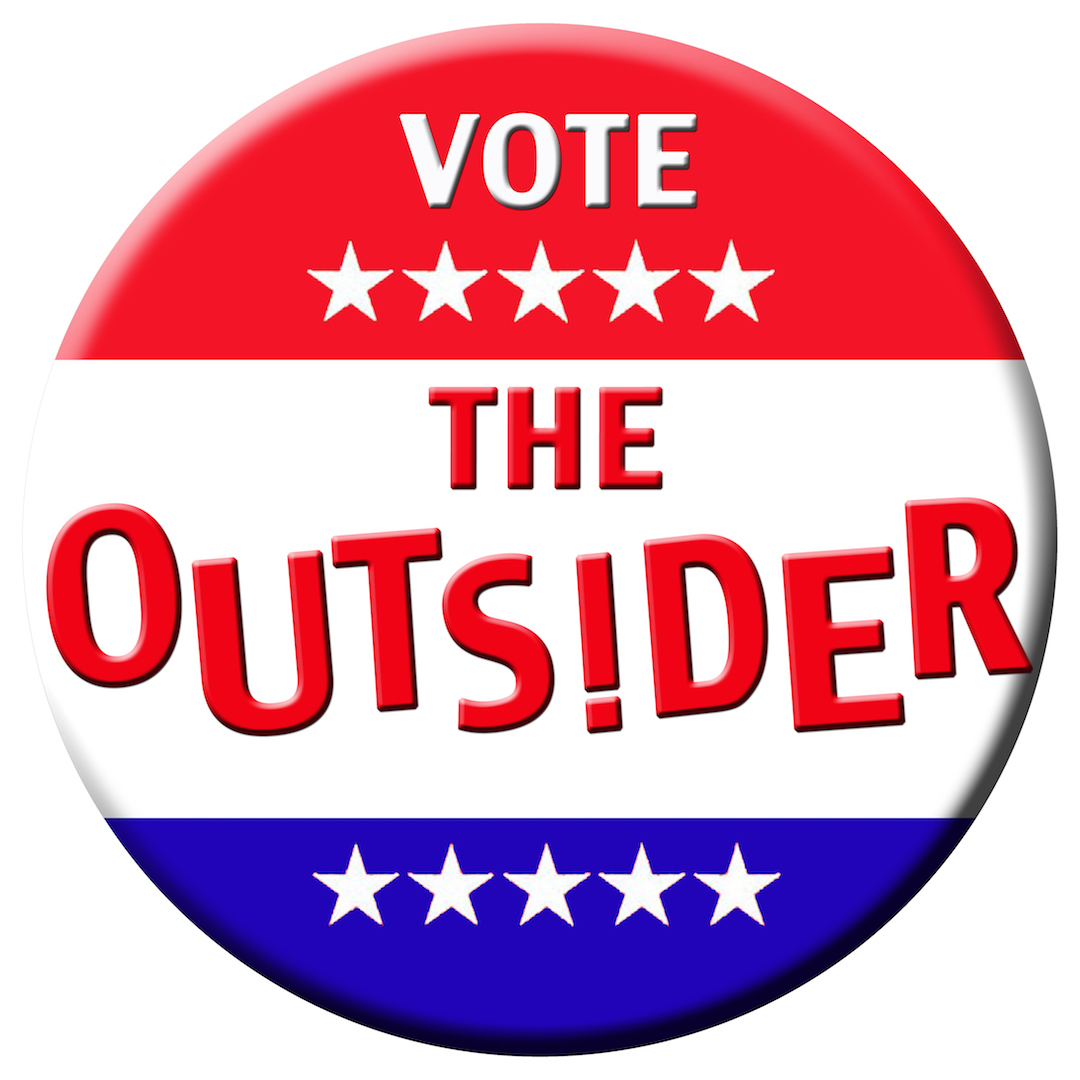 The Outsider presented by St  Croix Off Broadway Dinner