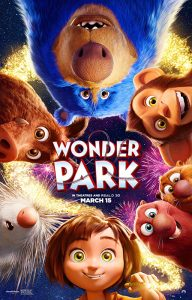 Movie in the Park- Wonder Park