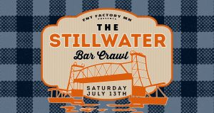 The Stillwater Bar Crawl