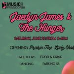 Music @ Franconia: Jaedyn James & the Hunger