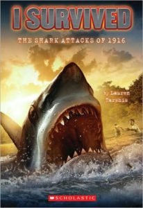 """I Survived the Shark Attacks"" Book Party"
