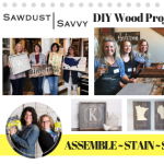 Sawdust Savvy DIY Sign Workshop
