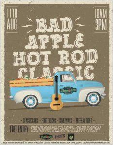 Bad Apple Hot Rod Classic