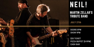 Neil! Martin Zellar Tribute Band