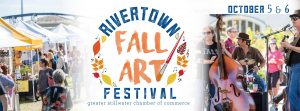 POSTPONED: Rivertown Fall Art Festival