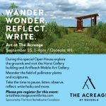 Art at the Acreage