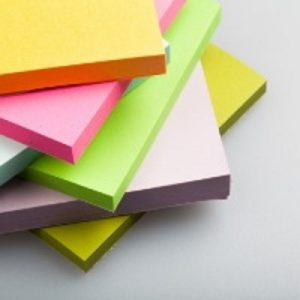 Post-It Note Art for Teens