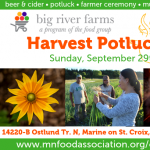 Big River Farms Harvest Potluck
