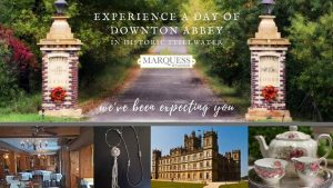 Experience a Day of Downton Abbey - Sunday, Sept 2...