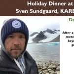 Holiday Dinner at the Lake with Sven Sundgaard