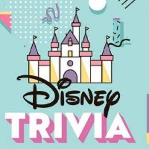 Disney Trivia Night for Teens