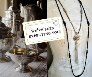 Create a 1920's Era Necklace - Inspired by Downton...
