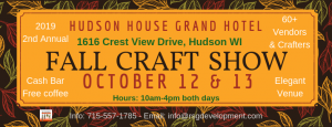 Hudson Fall Craft & Vendor Show